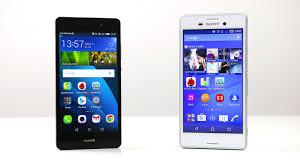 Huawei P8 Lite vs. Sony Xperia M4 Aqua: Benchmark | SwagTab ...