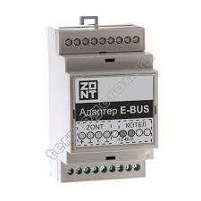 <b>Zont Адаптер E</b>-<b>BUS</b> для подключения контроллера или ...