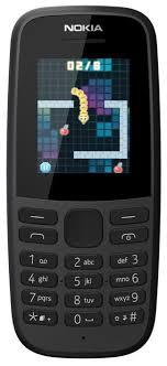 <b>Телефон Nokia</b> 105 SS (2019) — купить по выгодной цене на ...