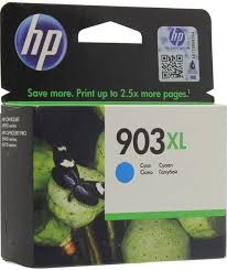 <b>Картридж HP 903XL</b>, голубой, для струйного принтера, оригинал ...