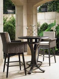 olive tommy bahama outdoor tommy bahama outdoor living blue olive wicker bistro table