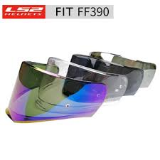 <b>Original</b> authentic <b>LS2 full</b> face helmet visor suitable <b>FF390</b> | Shopee ...