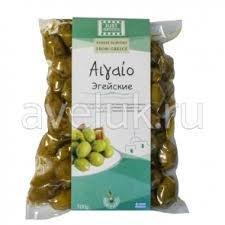 Эгейские <b>Оливки Just Greece</b> (Olymp) - <b>Зеленые оливки</b> из ...
