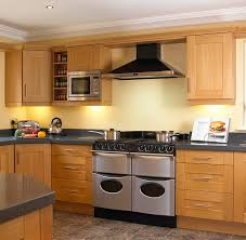 limed oak kitchen units: kitchen kitchen design ideas with light oak cabinets