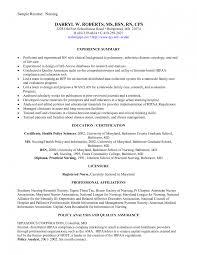 new graduate nurse resume sample sample resume newly registered rn resume sample nursing student resume rn volumetrics co sample resume for newly registered nurse in