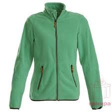 <b>Куртка женская SPEEDWAY LADY</b>, зеленая с логотипом — купить ...