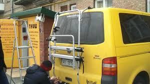 <b>Thule</b> BACK PAC TH-973 <b>VW T5</b> - YouTube