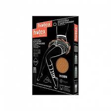 <b>Хотекс колготки</b> корректирующие с <b>шортиками</b> 70den черные ...