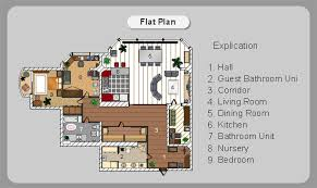 Building Plan Software   Create Great Looking Building Plan  Home    House Building Plan Example