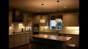 Kitchen Pendant Lights Over Island Captivating Pendant Lightings Over Kitchen Island Youtube