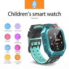 Waterproof <b>Smart Watch</b> Kids LBS Positioning Location SOS ...