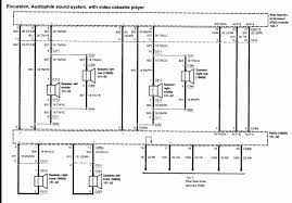 wiring diagram for 2004 ford taurus radio the wiring diagram 2004 ford excursion radio wiring diagram 2004 wiring wiring diagram