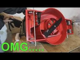 <b>Газонокосилка электрическая Einhell</b> GC EM 1030 - YouTube