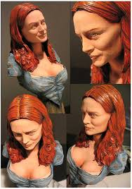 Casebook: Jack the Ripper - Message Boards: Heather Graham Mary Kelly Sculpture - ma%255CMaryKelly_forweb_002