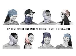 BUFF® USA Official Store   Multifunctional Headwear