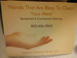 heaven helping hands cleaning service columbia ad ads large picture