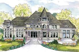 Victorian House Plans   Canterbury     Associated DesignsVictorian House Plan   Canterbury     Front Elevation