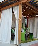 Gazebo Grommet Top inch Indoor Outdoor Curtain Panel
