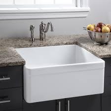 farm sinks kitchen stylish image of porcelain farmhouse sink ideas