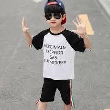 <b>Children Clothes 2019 Summer</b> Baby Boys Clothes Shirt+Shorts ...