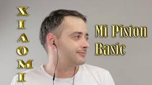 Обзор наушников <b>Xiaomi Mi Piston Basic</b> Edition - Отличное ...