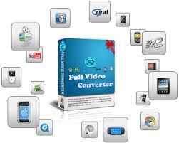 Full Video Converter - logiciel de conversion des fichiers vidéo vers ...
