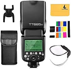 Godox TT685S TTL Camera Flash High Speed 1 ... - Amazon.com