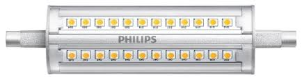 <b>Лампа</b> галогенная <b>Philips CorePro</b> LED D 3000K, R7s, T29, 14Вт ...