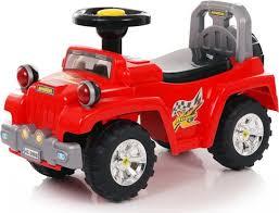 <b>Каталка Baby Care Super</b> Jeep, 553_красный — купить в ...