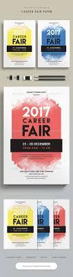 career fair flyer by superboy graphicriver career fair flyer corporate flyers