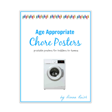 age appropriate printable chore posters character ink store age appropriate printable chore posters