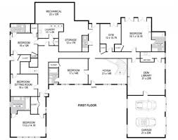 U Shaped House Plans Ranch Farmhouse Floor Plans Friv Games          U Shaped House Plans Single Level Home Ideas Floor Plans  in u shaped contemporary house plans