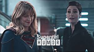 """Supergirl [Humor #2] """"From now on, <b>I will shower</b> you with poetry ..."""