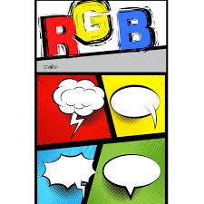 R. G. B.