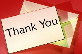 the lost art of the thank you note top career news the lost art of the thank you note