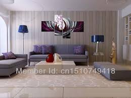 Texture Paints For Living Room Aliexpresscom Buy Hand Painted Modern Home Wall Art For Living
