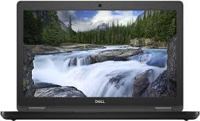 Купить <b>Ноутбук DELL Latitude 5590</b>, 5590-1580, черный в ...
