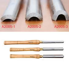 <b>HSS</b> Wood Turning Chisel Woodworking Carving Wooden Turning ...