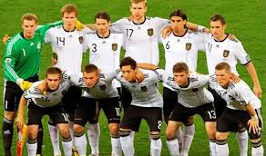 Alemania , serio candidato al mundial 2014