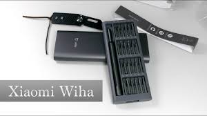 Супер набор <b>Xiaomi Wiha</b> 24 in 1 Precision Screwdriver Kit ...