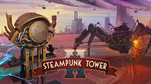 <b>Steampunk</b> Tower 2 for Nintendo Switch - Nintendo Game Details