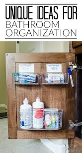bathroom drawer organization: organizing your bathroom and maximizing the space can seem like a daunting task depending on the state that its in but by utilizing a few easy tips