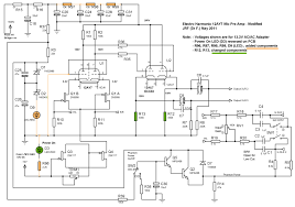 electro harmonix ay mic pre amp modifications pro electro harmonix 12ay7 mic pre amp modifications eh valve mic amp