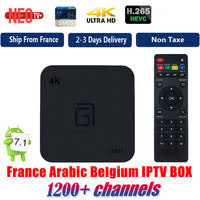 <b>Android</b> OTT <b>IPTV Box</b>