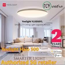 <b>Yeelight</b> Halo 470 Smart LED Ceiling Light <b>YLXD50YL 470mm 50W</b> ...