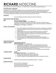 dental assistant resume samples  seangarrette codental hygienist resume template  pediatric dentist resume samples   dental assistant resume