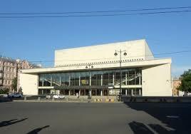 Большой концертный зал Октябрьский пр. Лиговский, д. 6 в ...