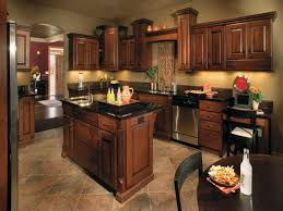 kitchen cabinets with granite countertops:  ideas about dark oak cabinets on pinterest white appliances slab doors and open bathroom