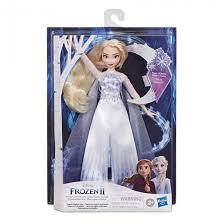 Disney <b>Frozen 2</b> Поющая <b>кукла Эльза</b> — Juguetesland