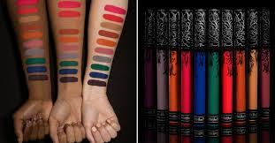<b>Kat Von D</b> Releases 10 New Everlasting Liquid Lipstick Shades ...